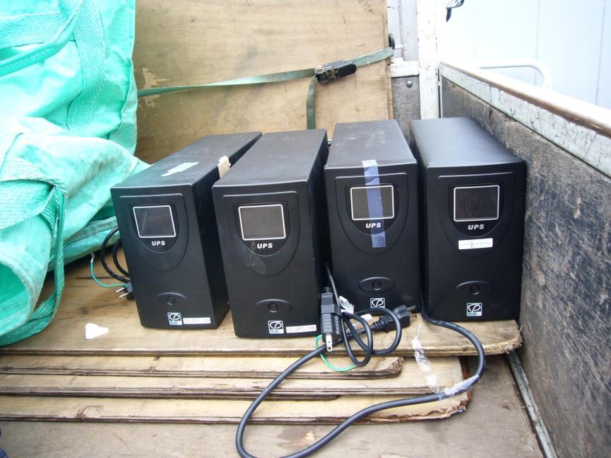 UPSバッテリー