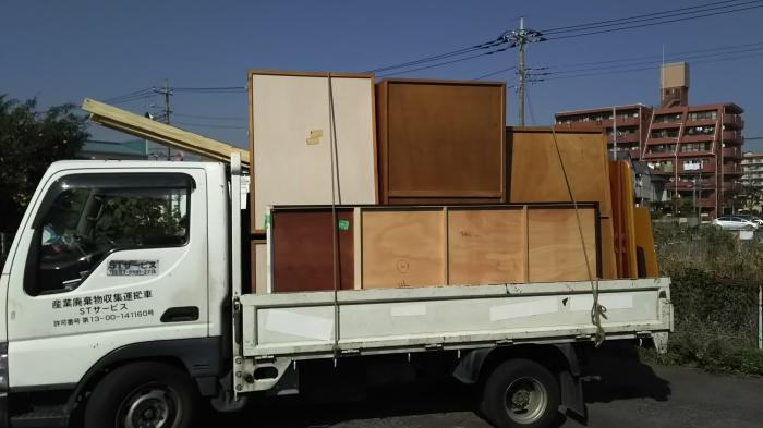 木製什器 廃棄 処分 回収