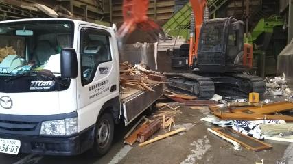 産廃 木材