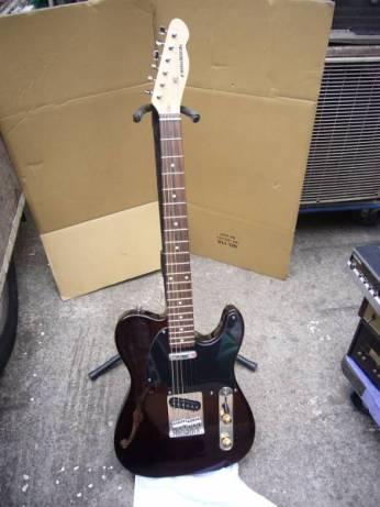 ギター回収・処分・リサイクル