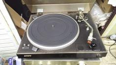 レコードプレーヤー廃棄回収処分
