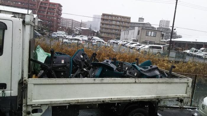 事務椅子 廃棄 処分 回収