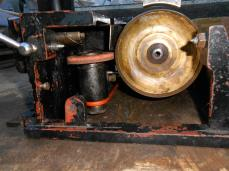 ジャンク品 革漉き機