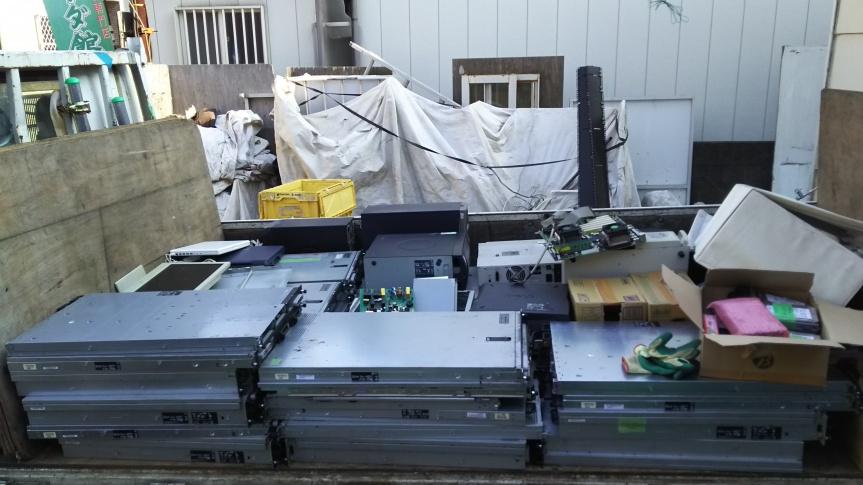 pc.hdd.パソコン、サーバー、UPS